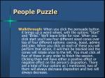 people puzzle10