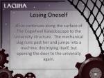 losing oneself23