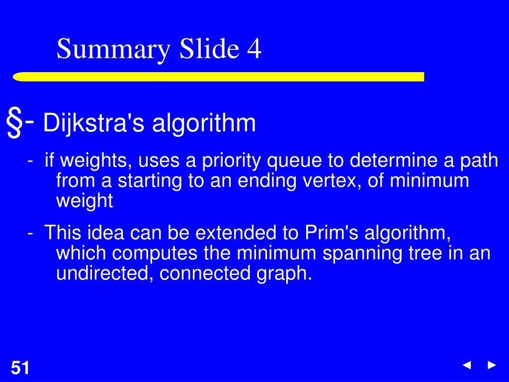 Summary Slide 4