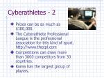 cyberathletes 2