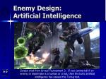 enemy design artificial intelligence5