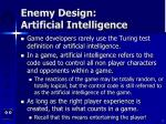 enemy design artificial intelligence6