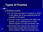 types of puzzles51