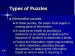 types of puzzles53