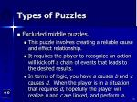 types of puzzles55