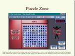 puzzle zone34