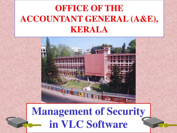 Office of the accountant general a e kerala