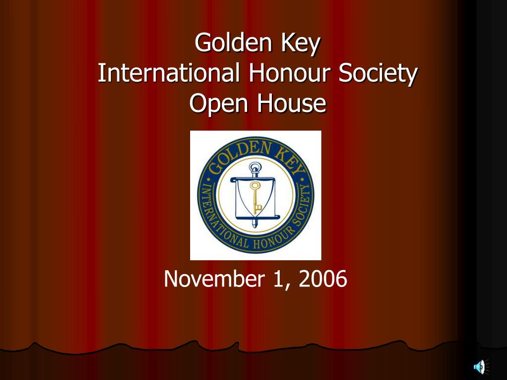 golden key international honour society open house l.