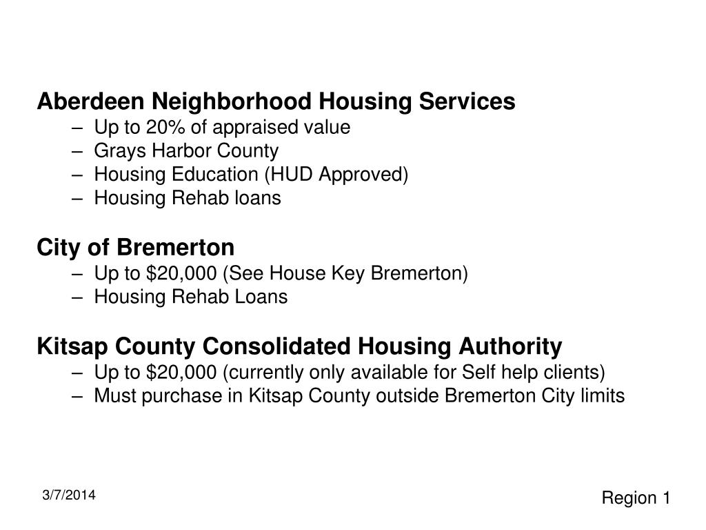 Aberdeen Neighborhood Housing Services
