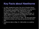 key facts about hawthorne6