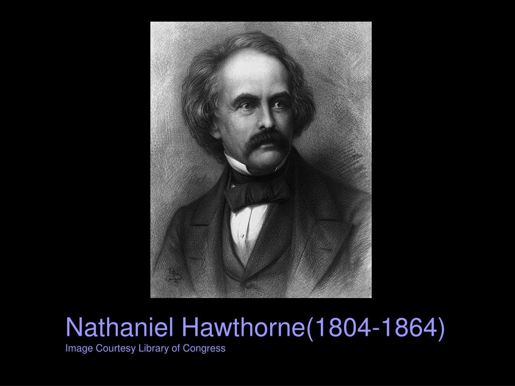 nathaniel hawthorne 1804 1864 image courtesy library of congress l.