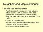 neighborhood map continued19