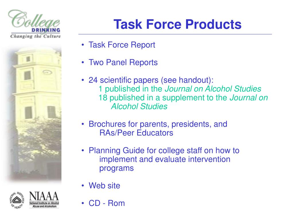 Task Force Products