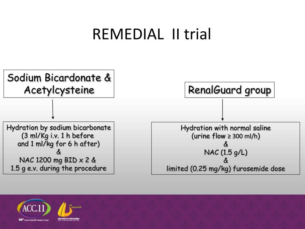 REMEDIAL  II trial