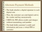 alternate payment methods17