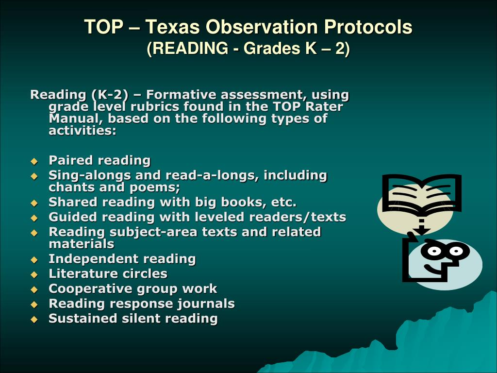 TOP – Texas Observation Protocols