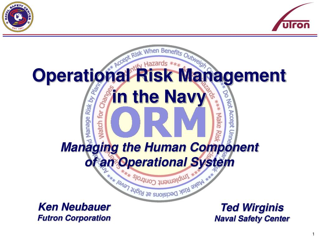 ppt operational risk management in the navy powerpoint