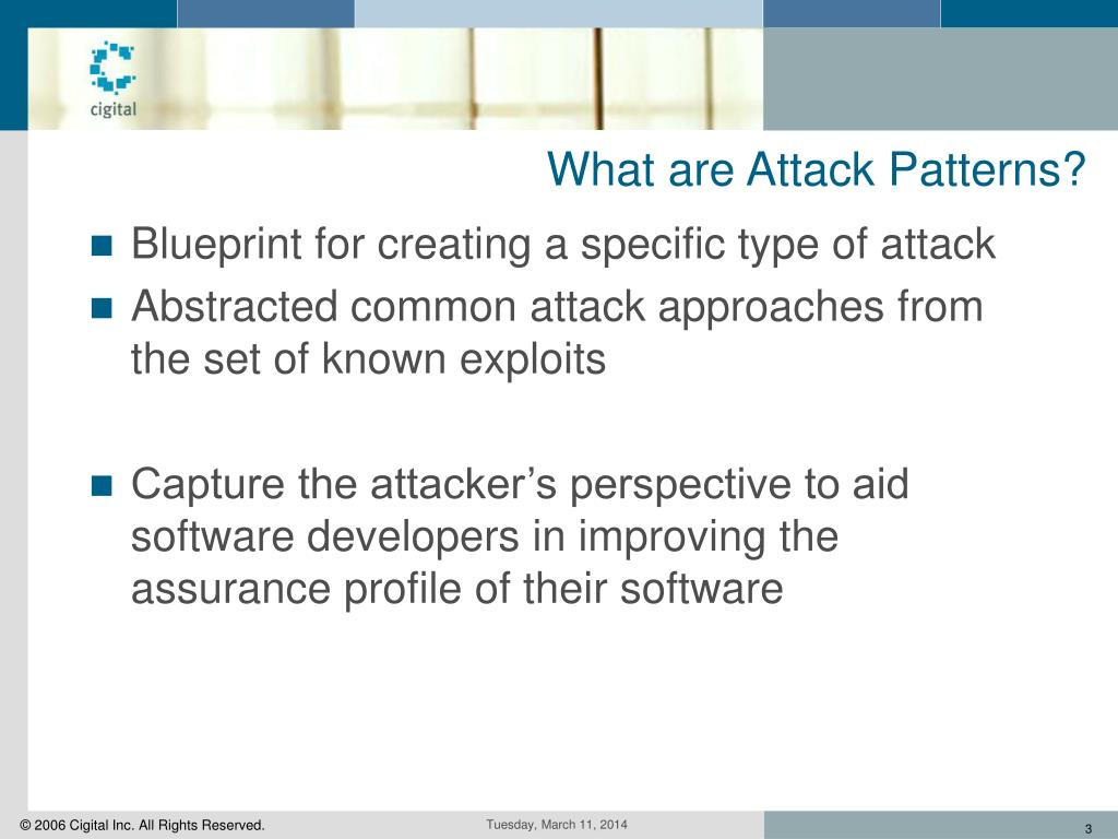 What are Attack Patterns?