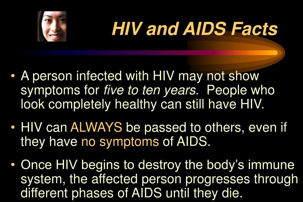 HIV and AIDS Facts