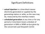 significant definitions