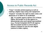 access to public records act24