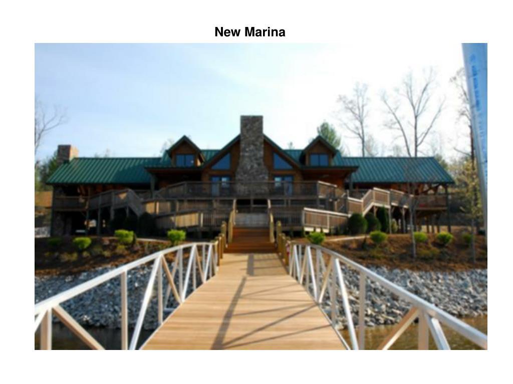 New Marina