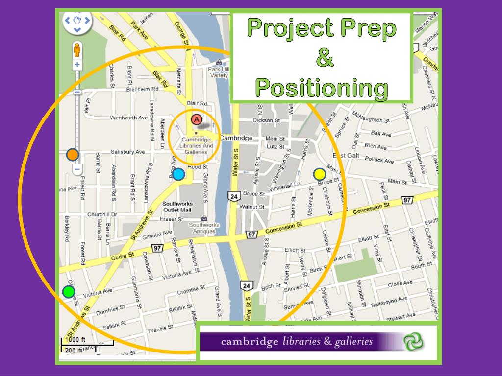 project prep positioning l.