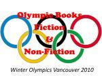 winter olympics vancouver 201027