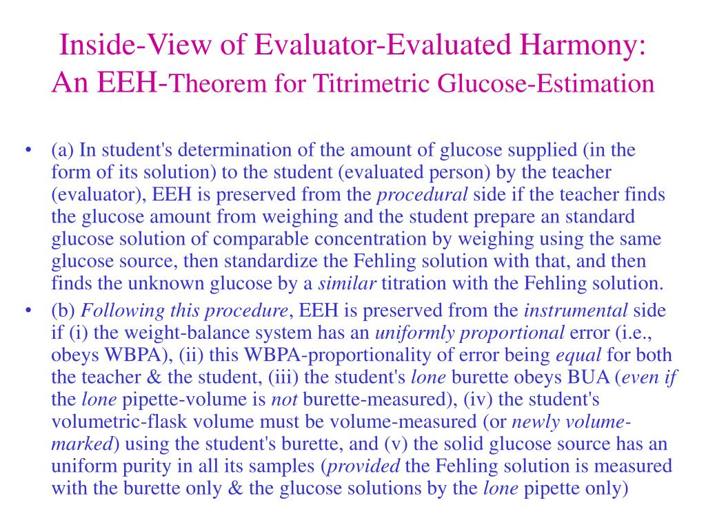 Inside-View of Evaluator-Evaluated Harmony: