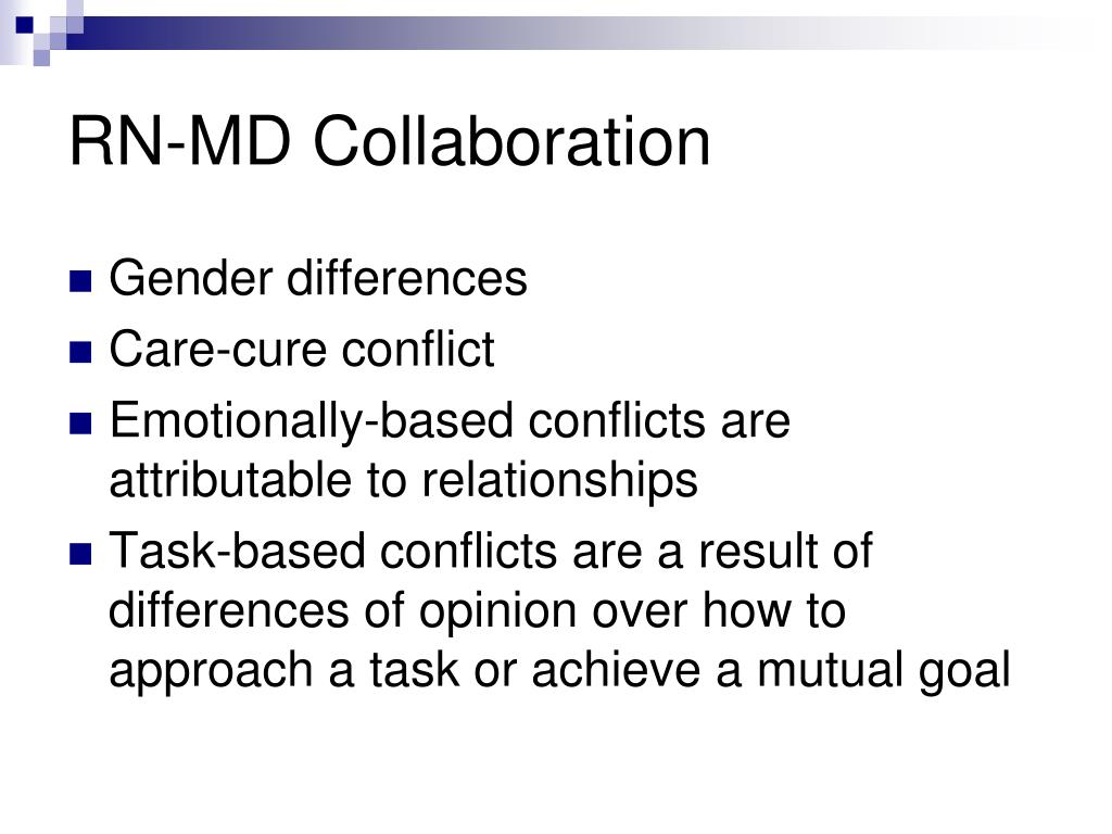 RN-MD Collaboration