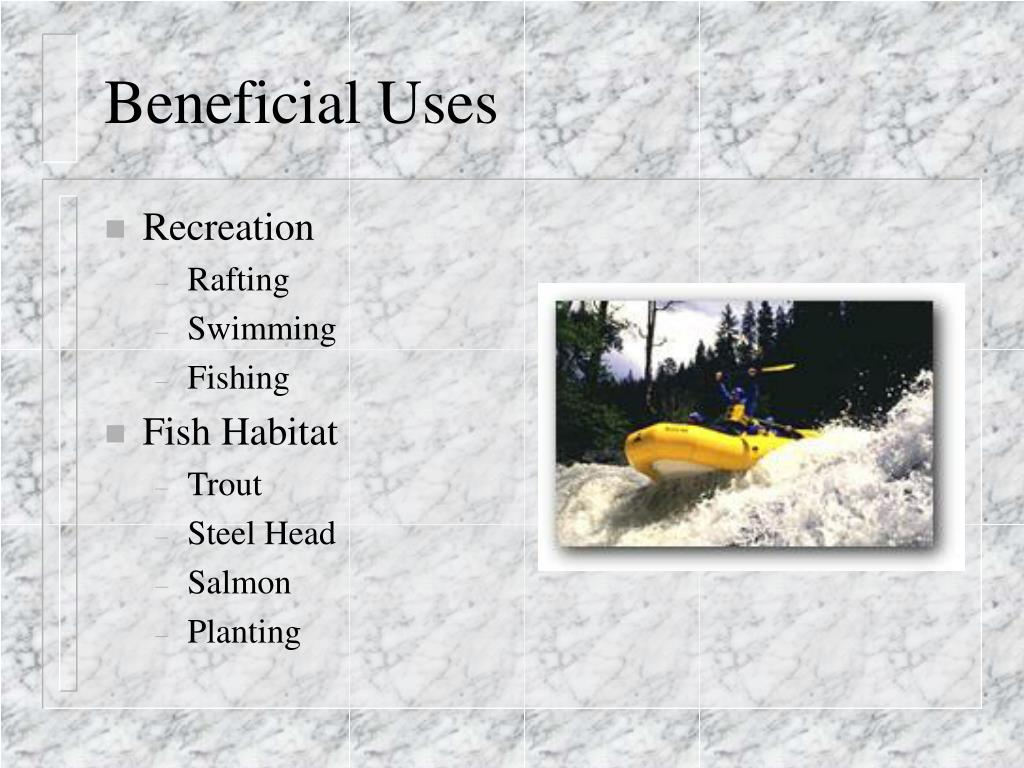 Beneficial Uses
