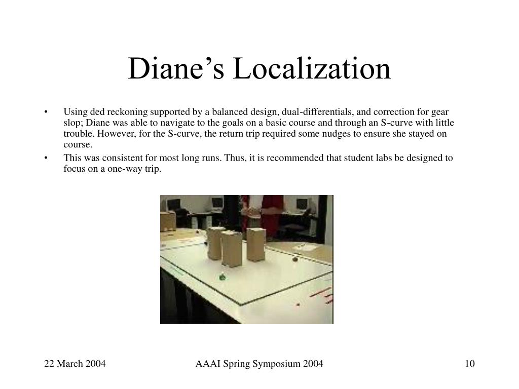 Diane's Localization