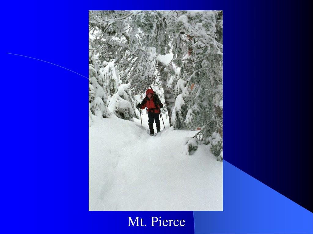 Mt. Pierce