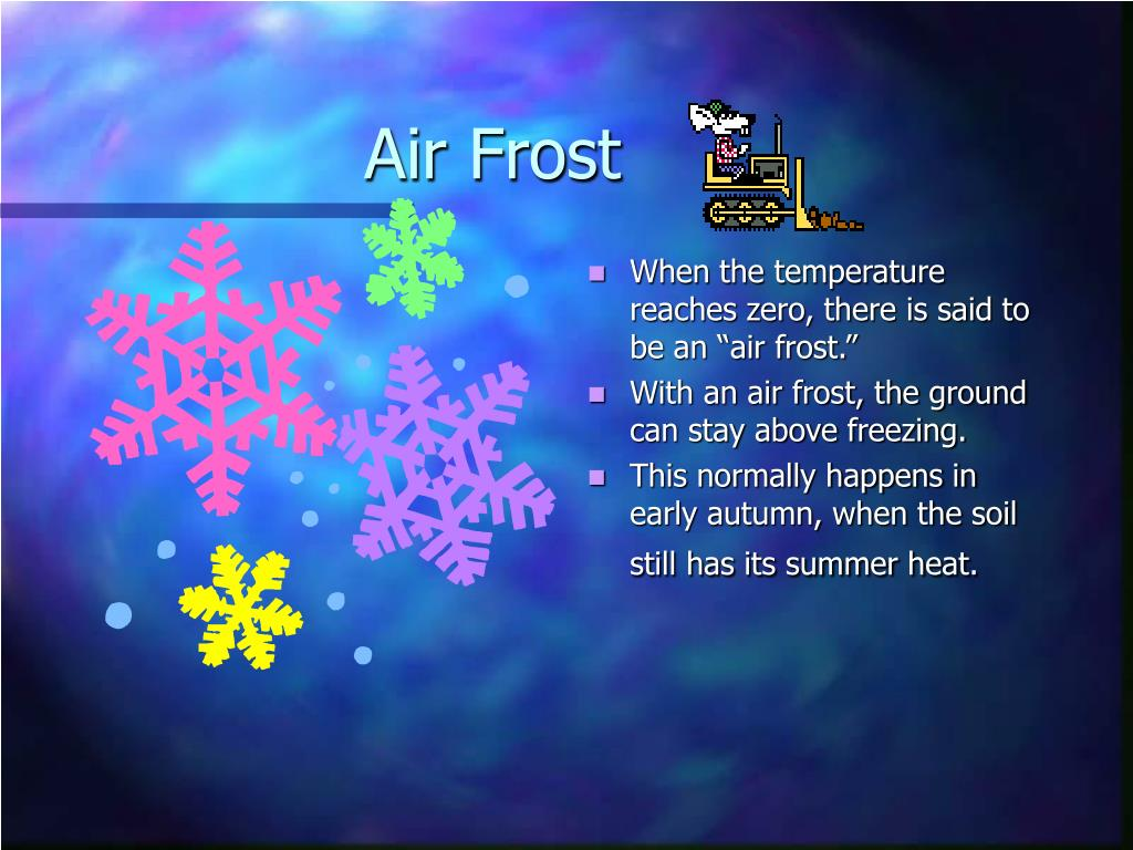 Air Frost