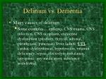 delirium vs dementia7