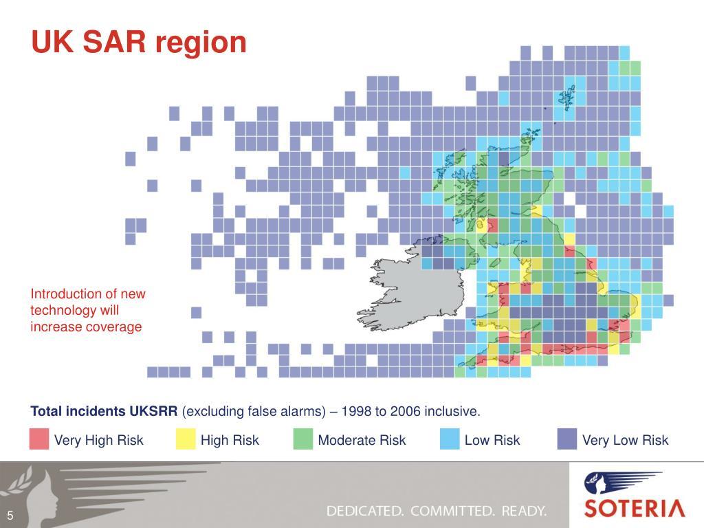 UK SAR region