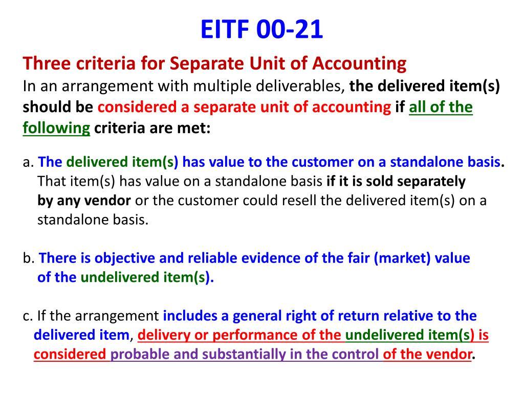 EITF 00-21