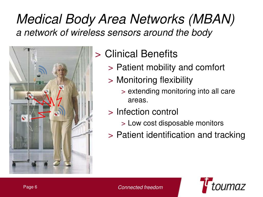 Medical Body Area Networks (MBAN)