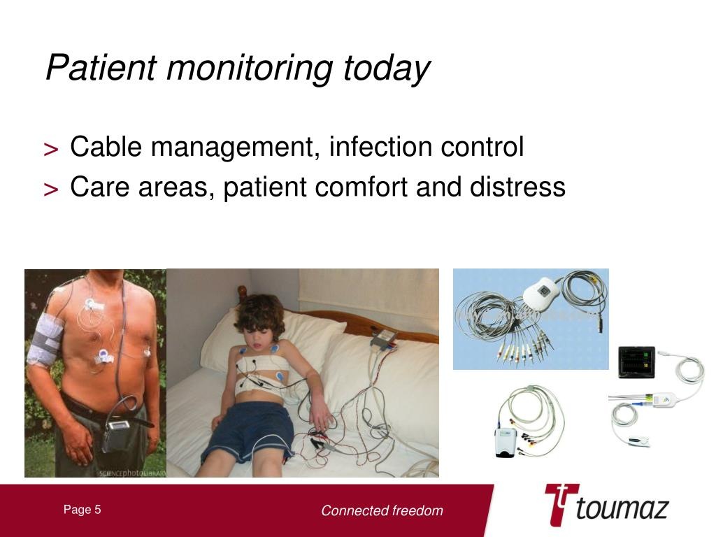 Patient monitoring today