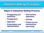 personal selling principles15