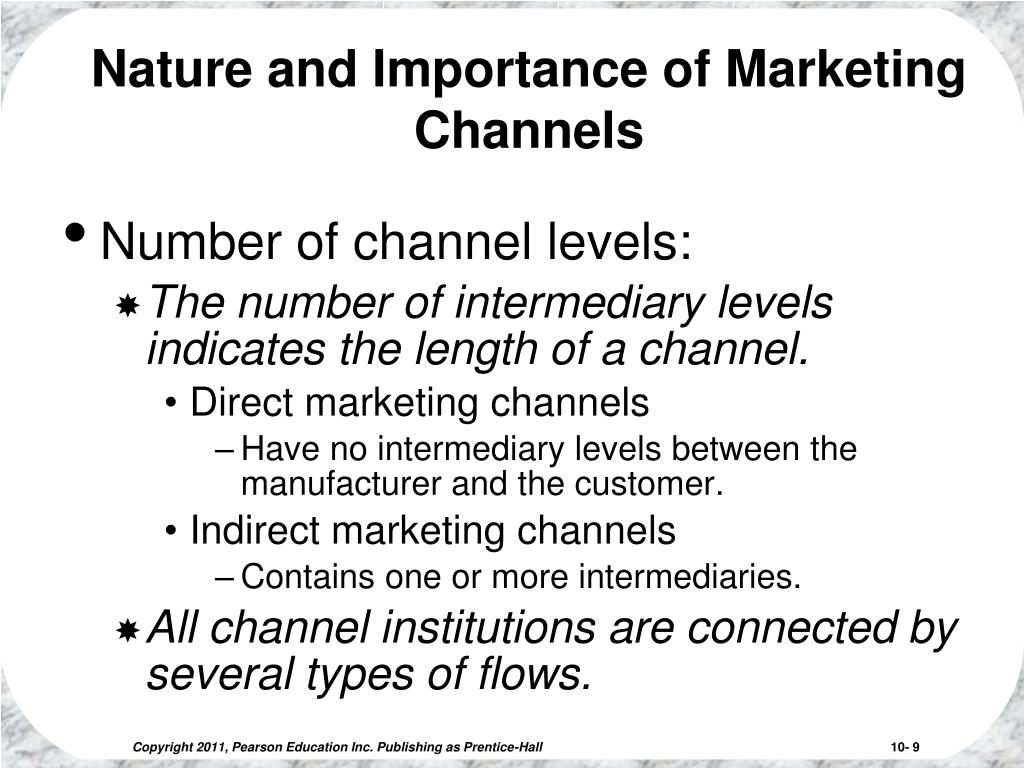 functions and importance of marketing