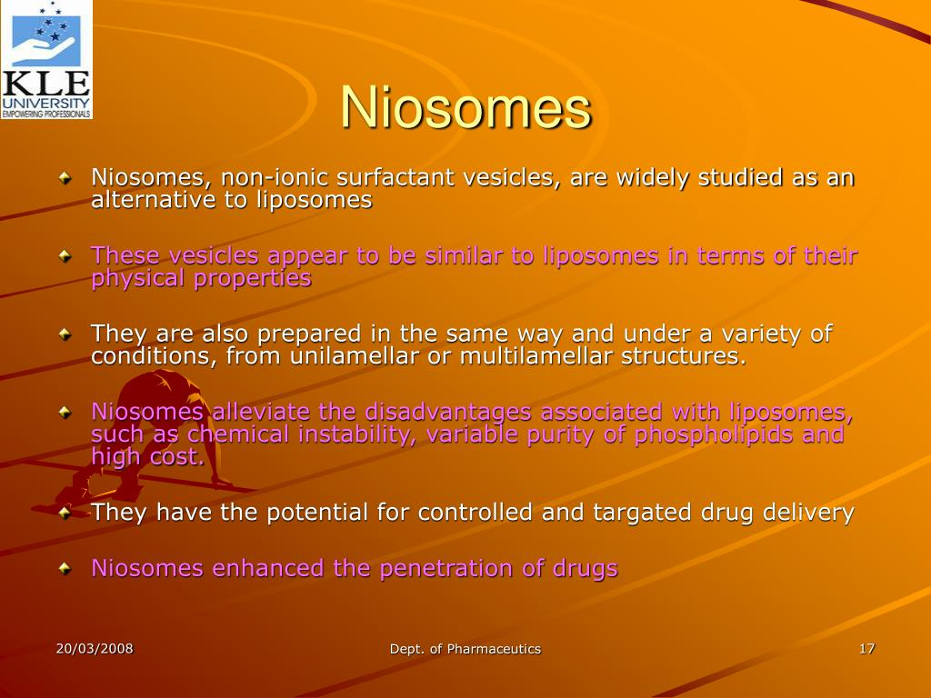 Niosomes