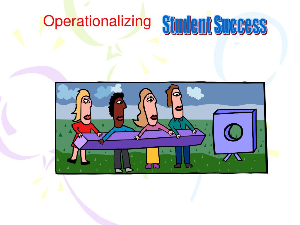 Operationalizing