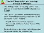 the 2007 population and housing census of ethiopia6