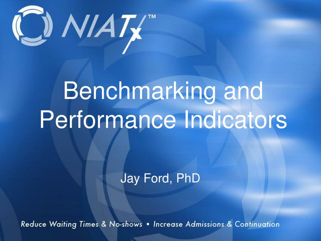Benchmarking and Performance Indicators