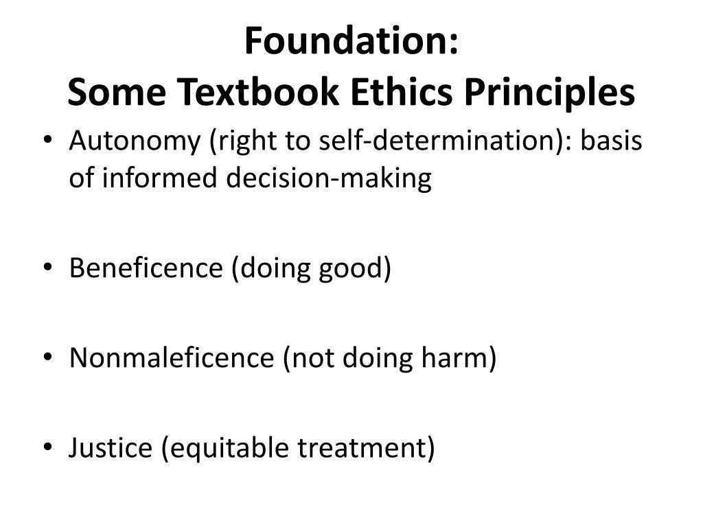 Foundation: