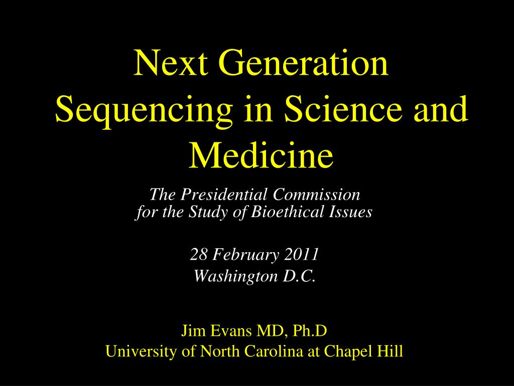 next generation sequencing revolutionizing science and medicine