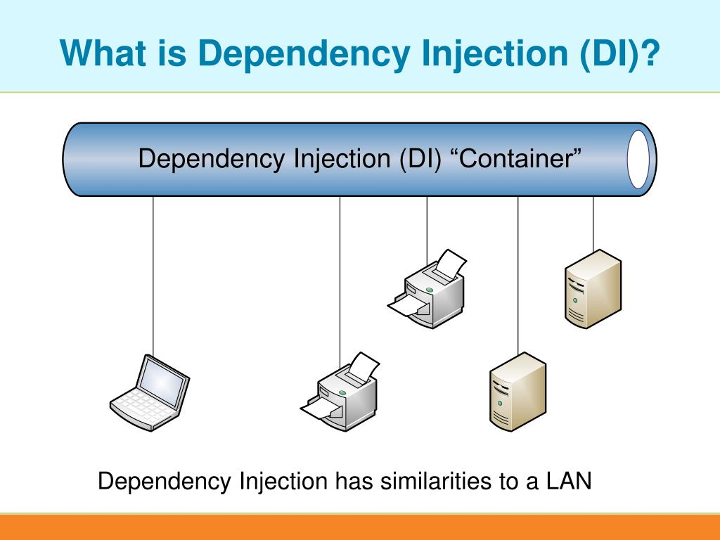 What is Dependency Injection (DI)?