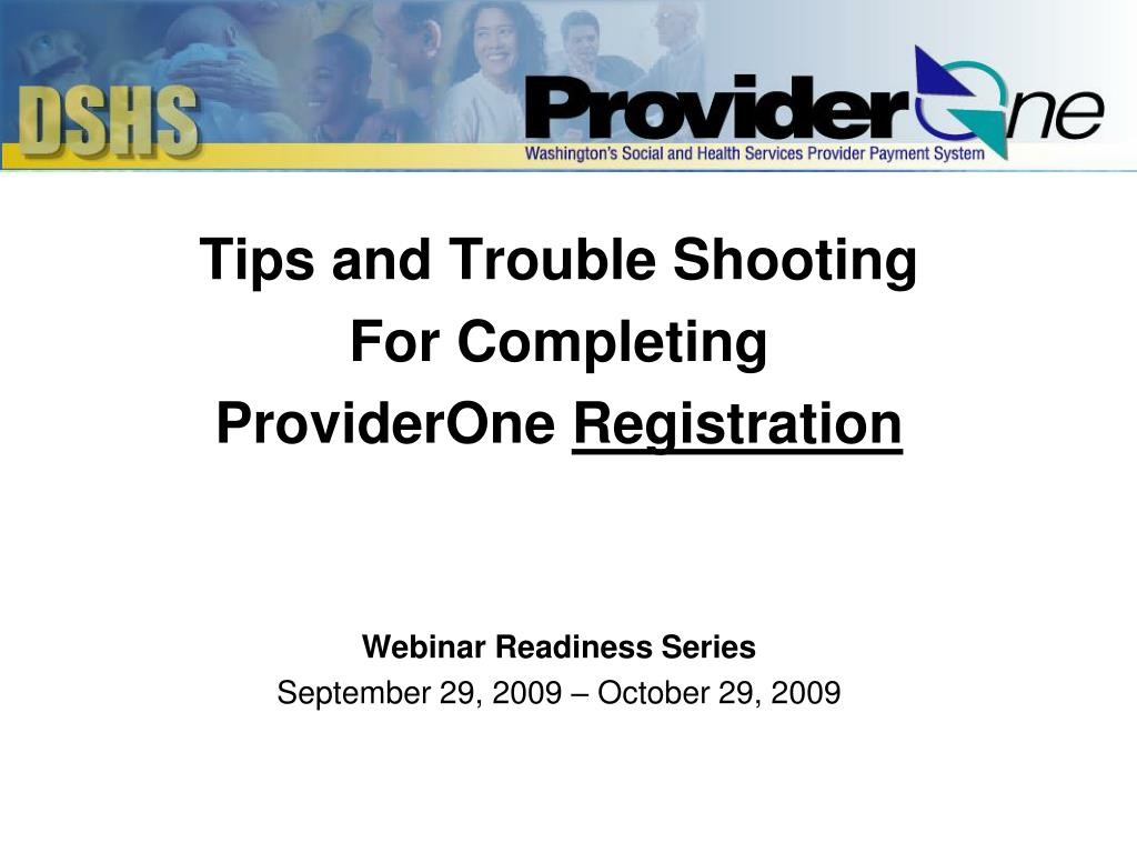 Tips and Trouble Shooting