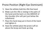 prone position right eye dominant12